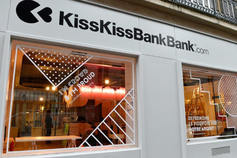 Du web à la boutique, de la boutique au web: une agence bancaire pas comme les autres !