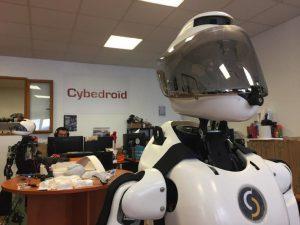 Robots: Faute de financement, Cybedroïd est en liquidation dans un marché géant, sans concurrents!