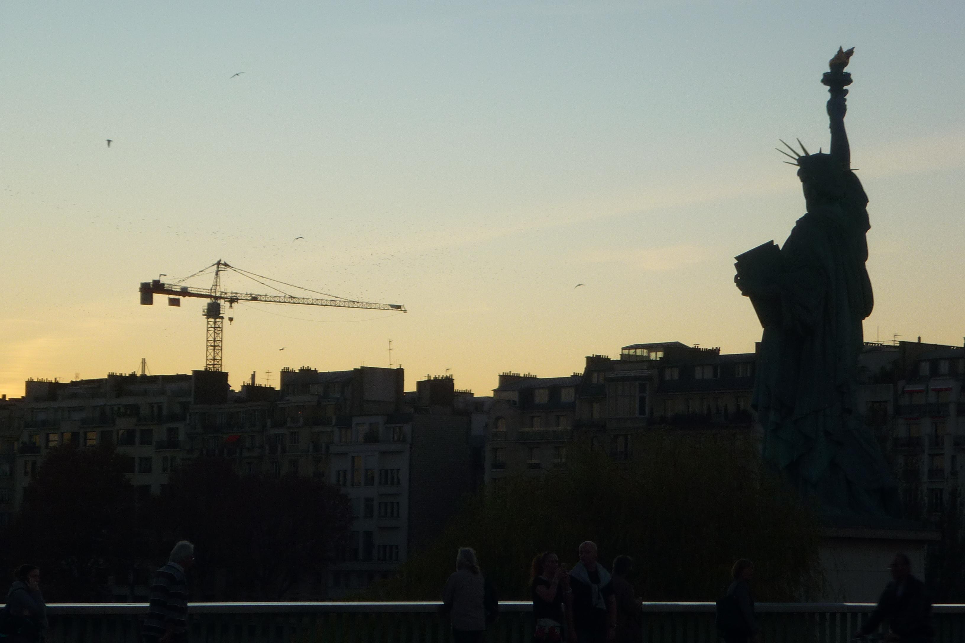 Paris Rive droite, rive  gauche (photo: Domoclick)